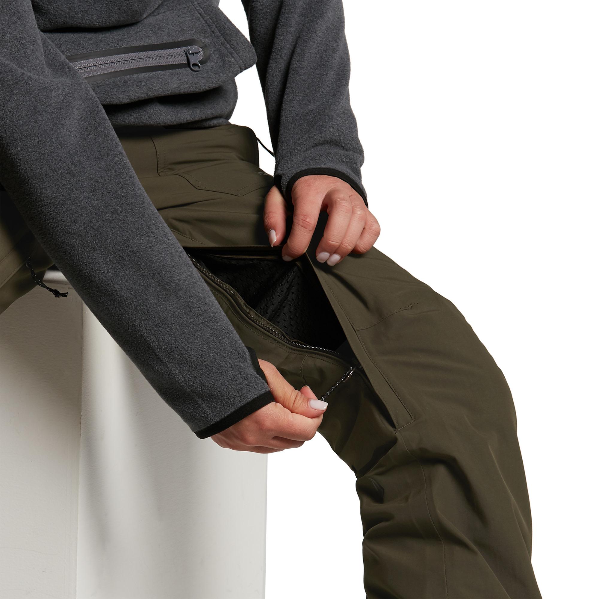 Volcom Volcom Women's Knox Insulated Gore-Tex Pant