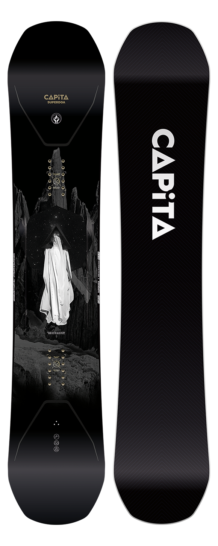 Capita Capita Men's Super D.O.A. Snowboard (2021)