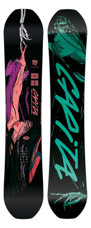 Capita Capita Men's Indoor Survival Snowboard (2021)