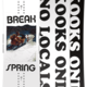 Capita Capita Spring Break Powder Twin Snowboard (2021)