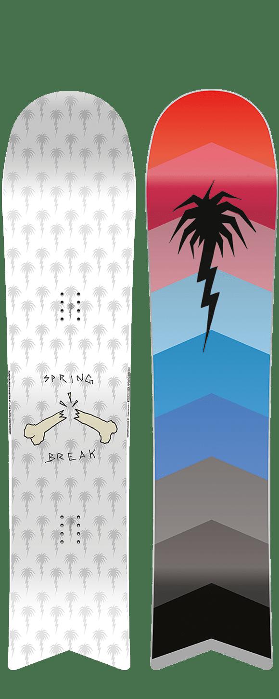 Capita Capita Spring Break Slush Slasher Snowboard (2021)