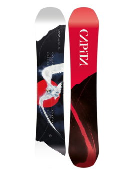 Capita Capita Women's Birds Of A Feather Snowboard (2021)