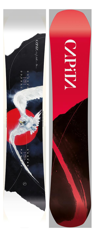 Capita Capita Women's Birds Of A Feather Snowboard (2021)