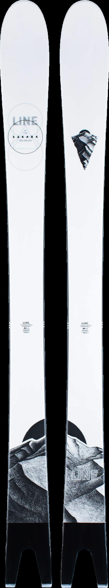 LINE Line Men's Sakana Ski (2021)