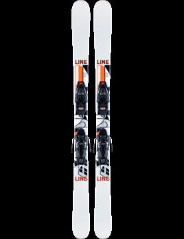 LINE Line Youth Tom Wallisch Shorty Ski (20/21)