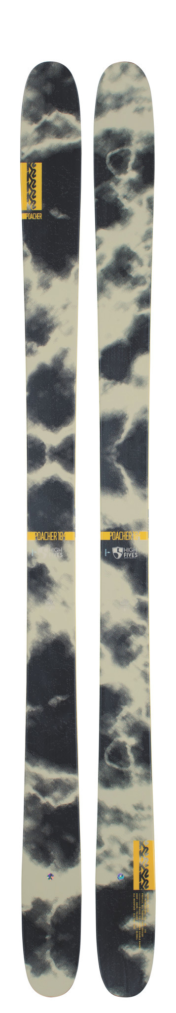 K2 K2 Men's Poacher Ski (2021)