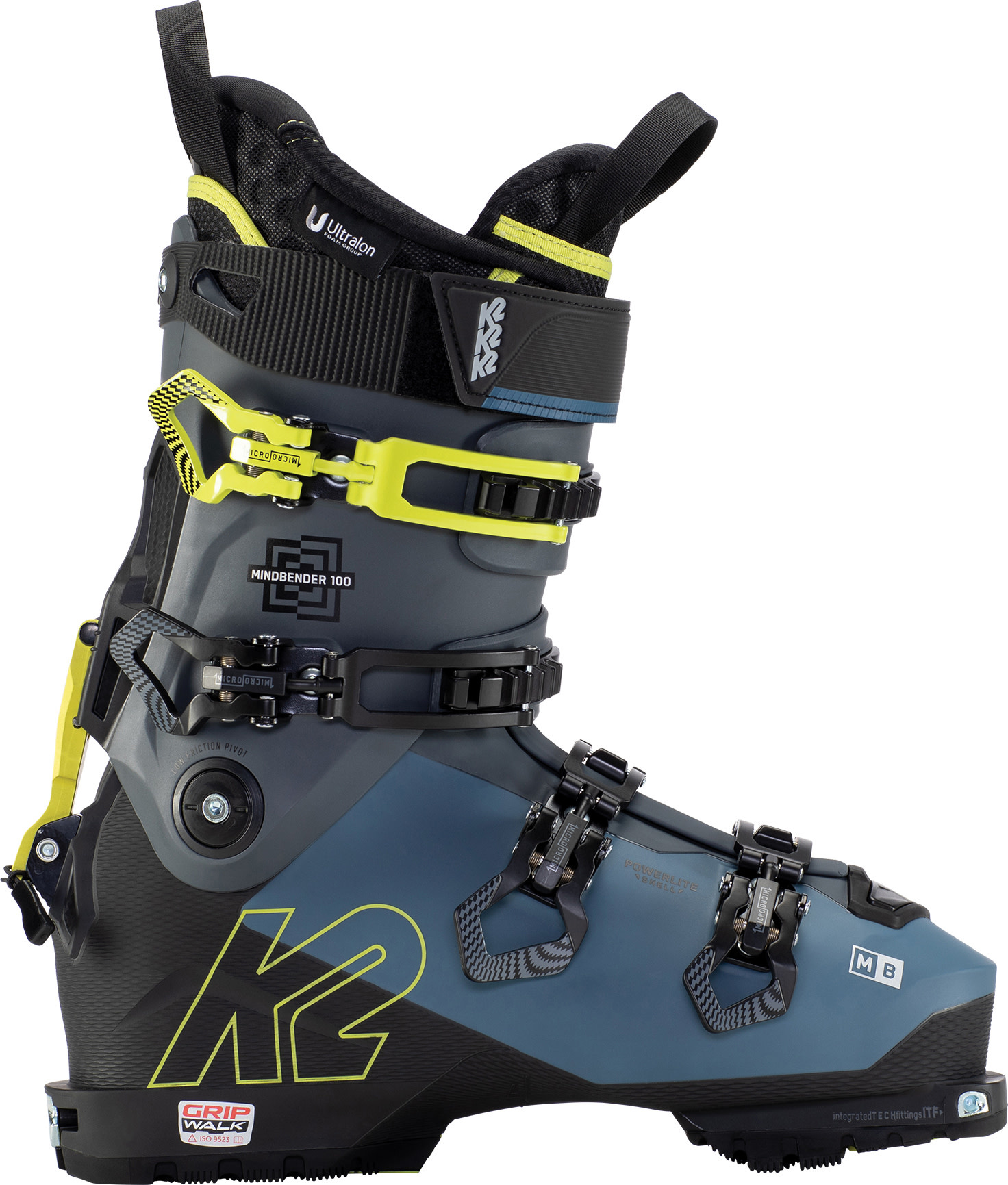 K2 K2 Men's Mindbender 100 Ski Boot (2021)