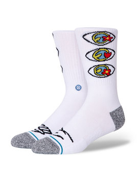 STANCE Stance Men's Hand and Eye Crew Sock