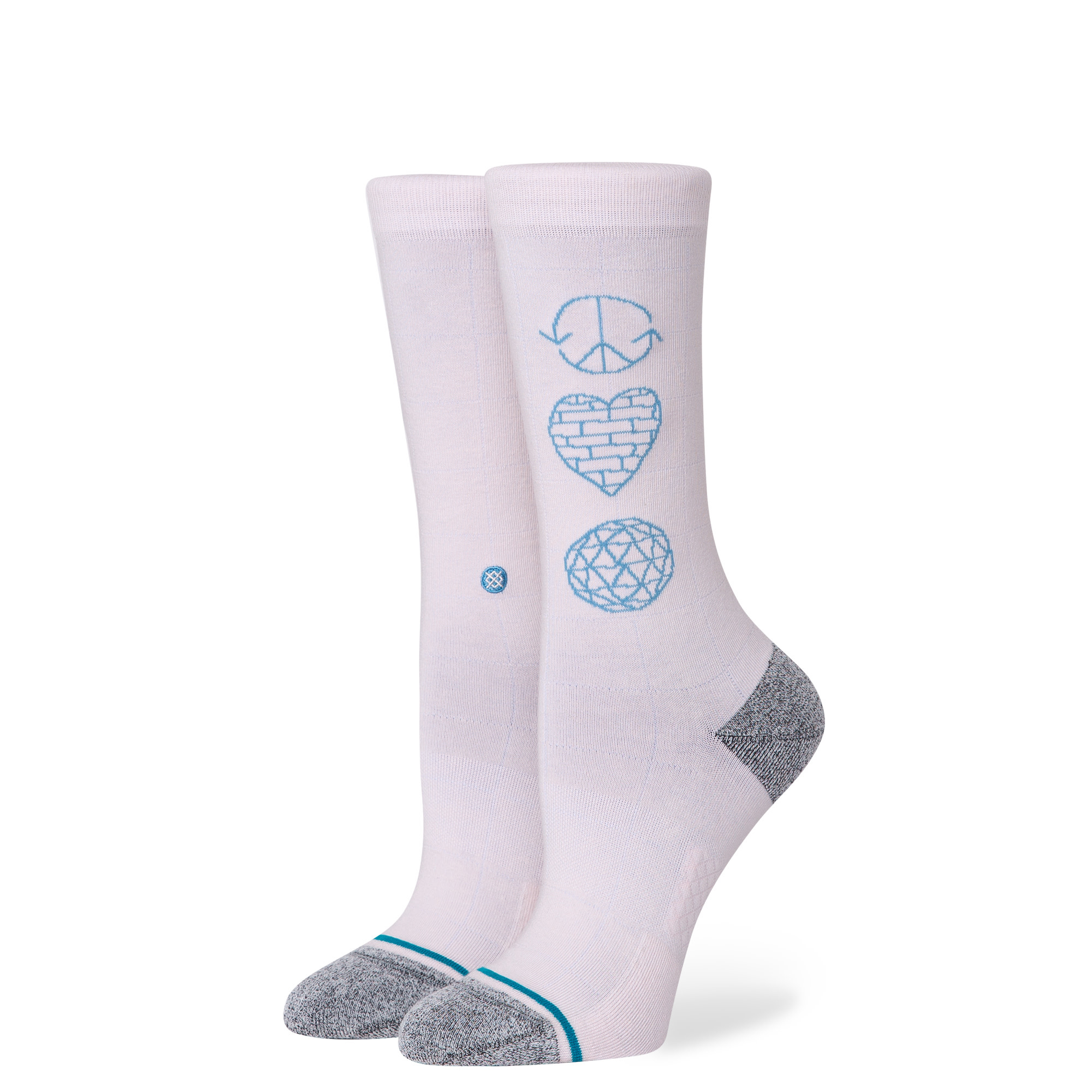 STANCE Stance Women's Graph Crew Sock