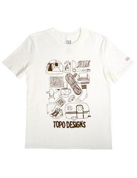 Topo Topo Men's Gear Tee