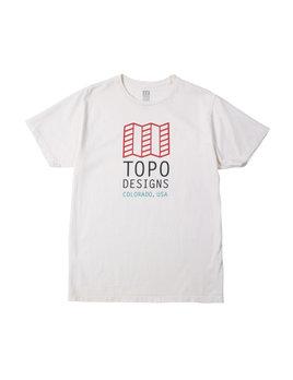Topo Topo Men's Original Logo Tee