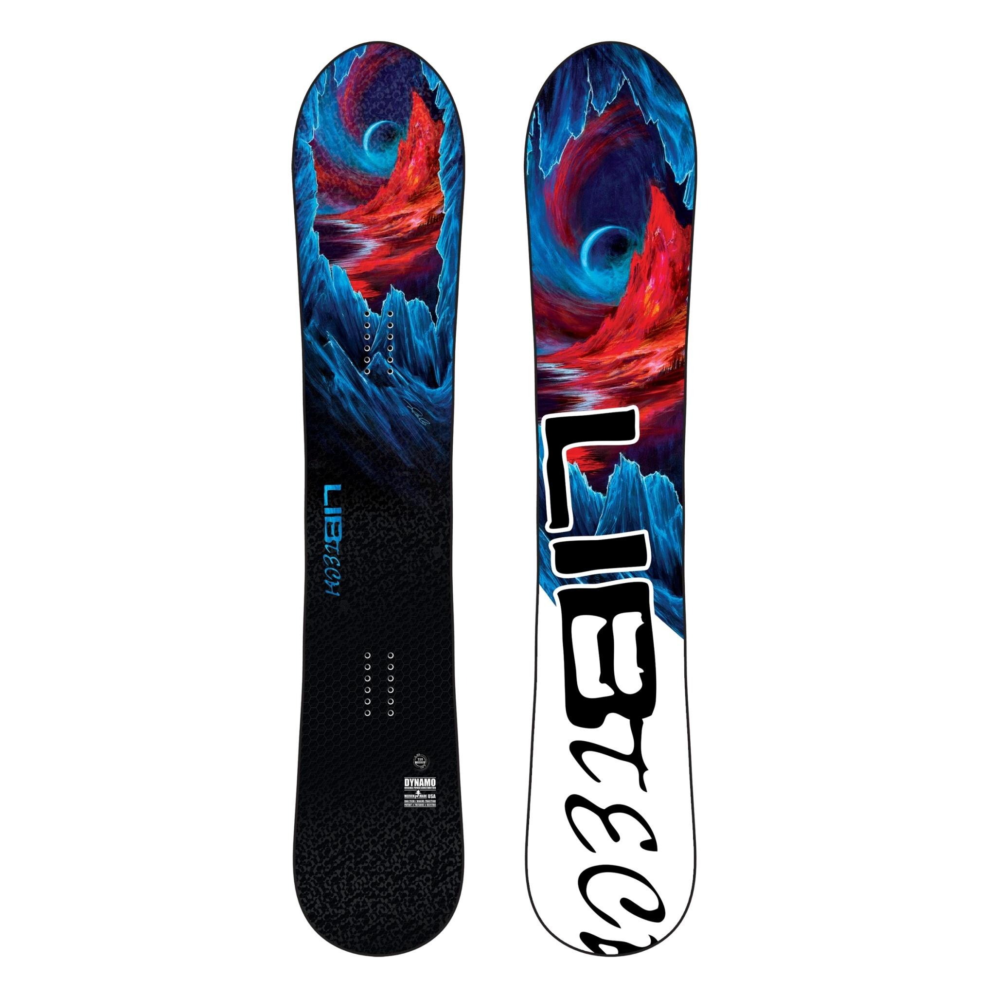 LIB TECH Lib Tech Men's Dynamo Snowboard (2021)