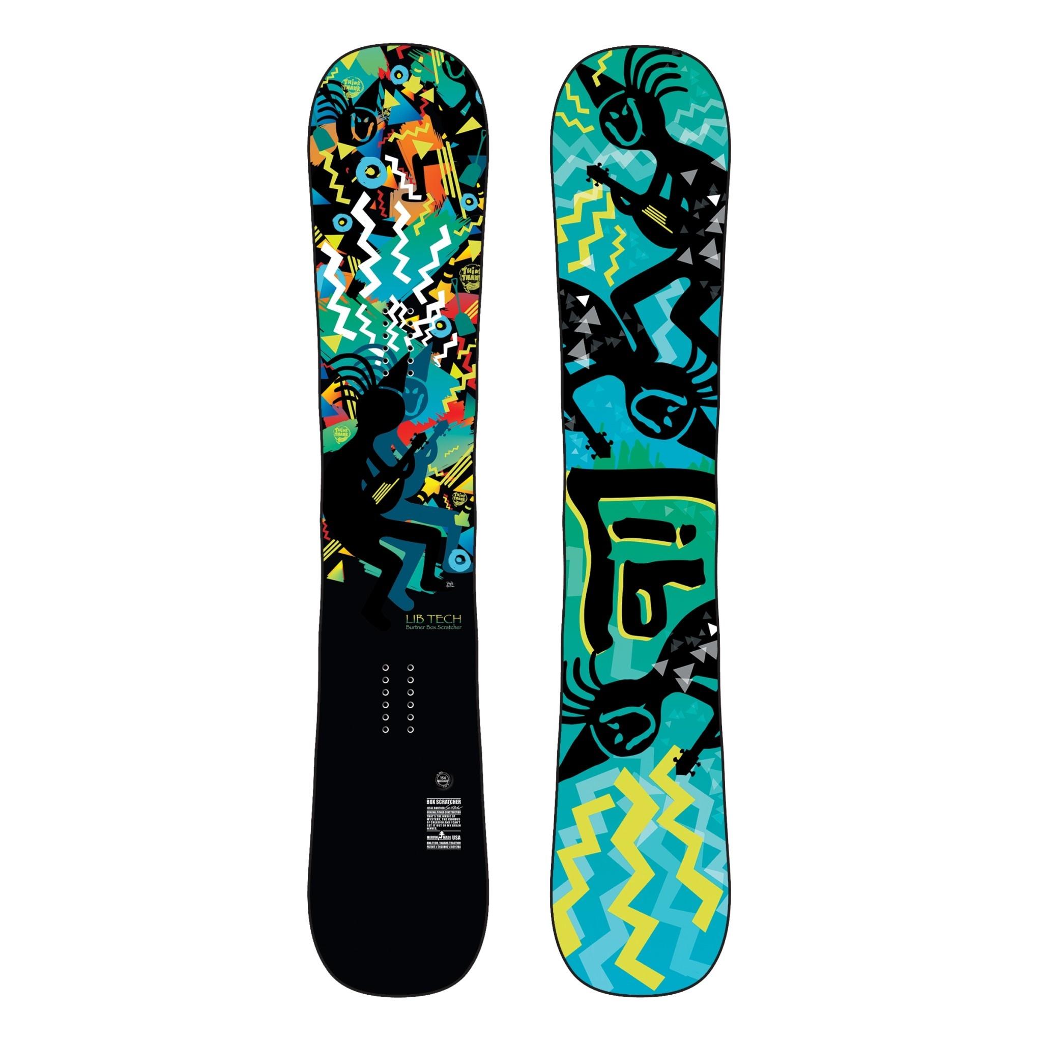 LIB TECH Lib Tech Men's Box Scratcher Snowboard (2021)