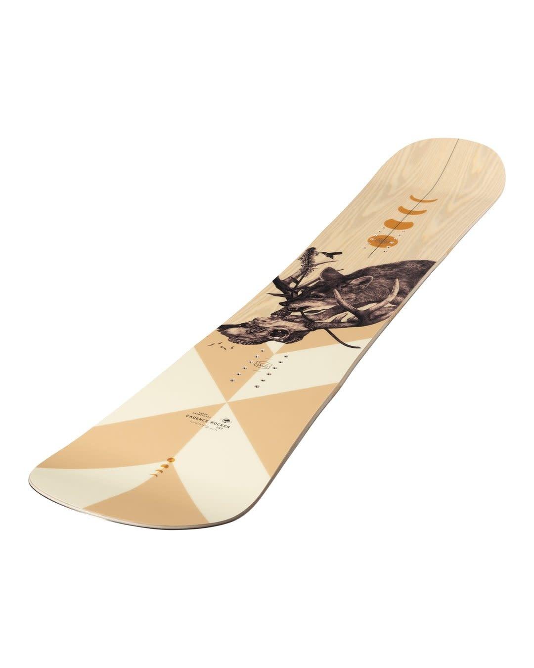 Arbor Arbor Women's Cadence Rocker Snowboard (2021)