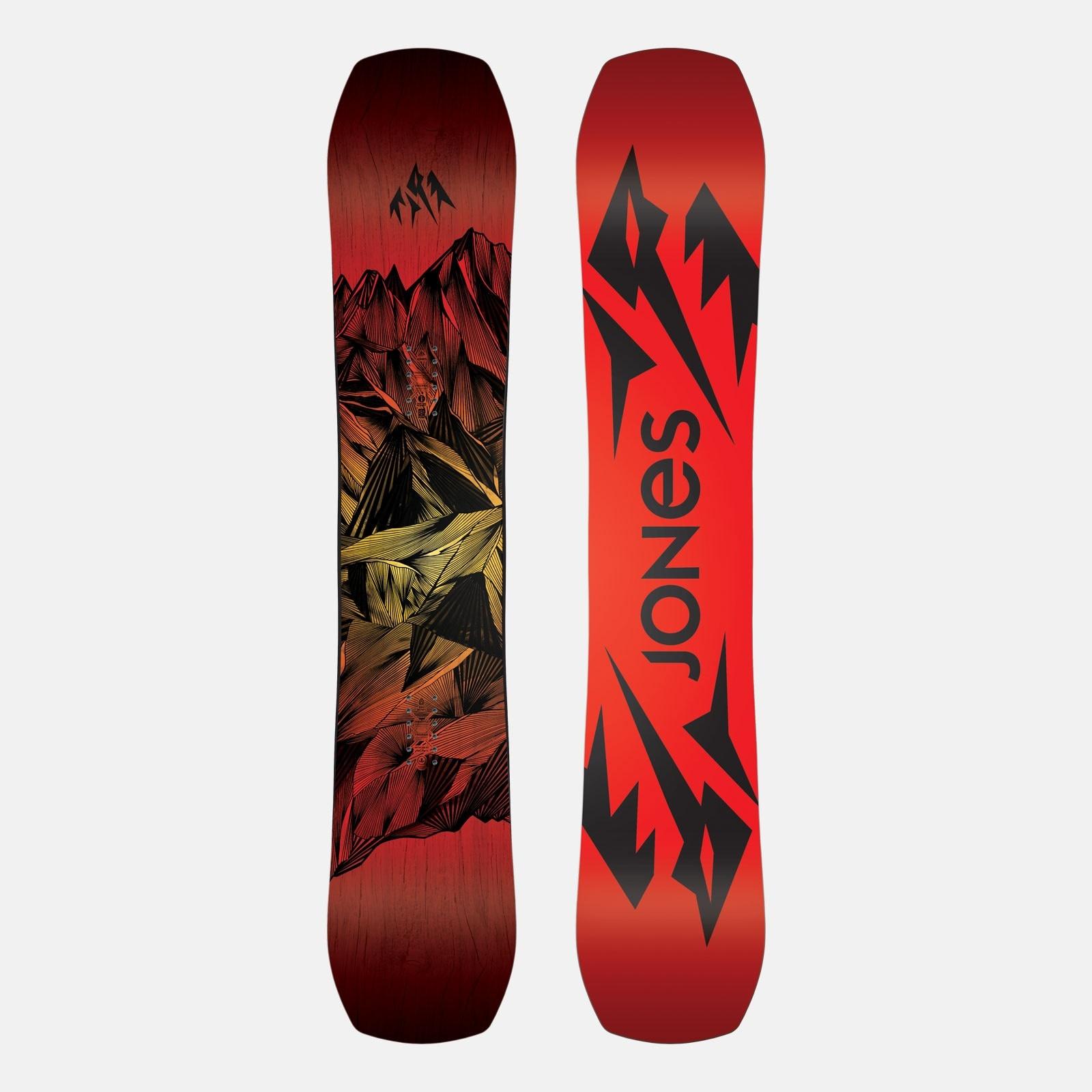 JONES Jones Men's Mountain Twin Snowboard (2021)