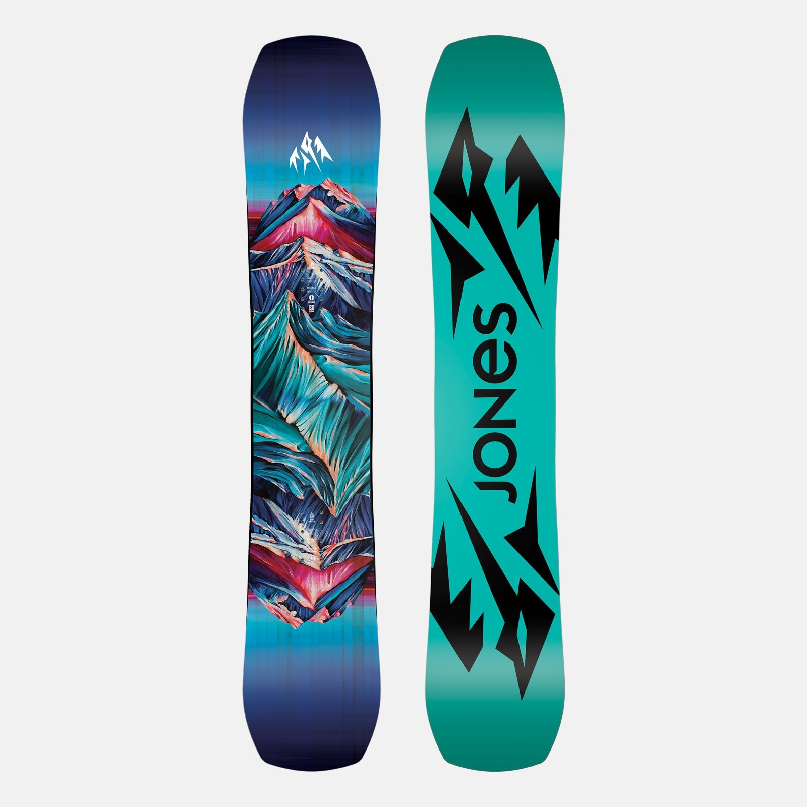 JONES Jones Women's Twin Sister Snowboard (2021)