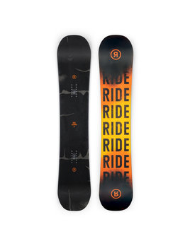 Ride Ride Men's Agenda Snowboard (2021)