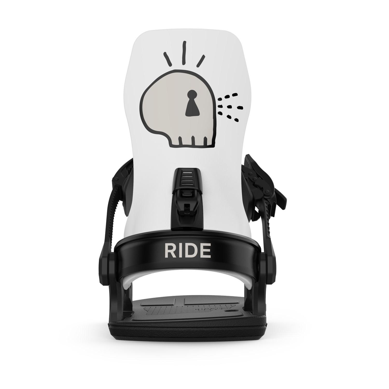 Ride Ride Men's C-6 Snowboard Binding (2021)