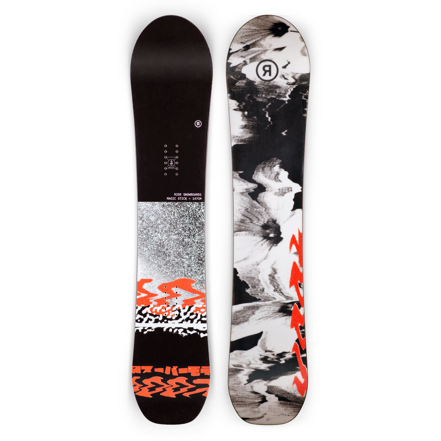 Ride Ride Women's Magic Stick Snowboard (2021)