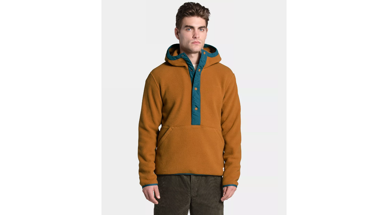 The North Face The North Face Men's Carbondale 1/4 Snap Pullover