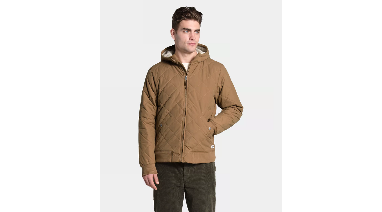 The North Face The North Face Men's Cuchillo Insulated Full Zip Hoodie