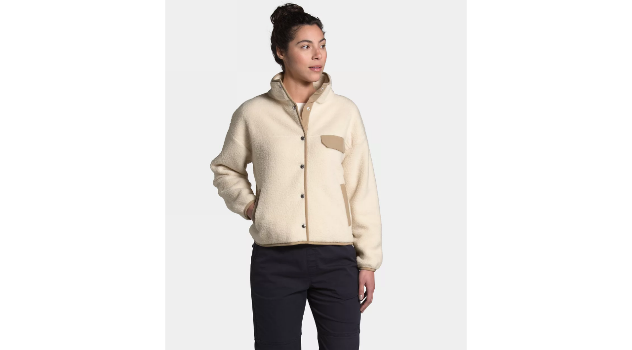The North Face The North Face Women's Cragmont Fleece Jacket