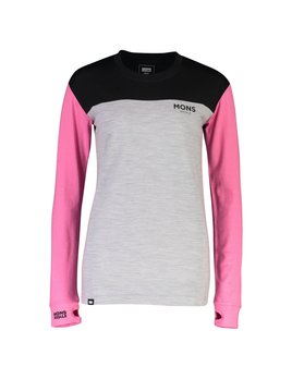 MONS ROYALE Mons Royale Women's Yotei BF Tech LS Shirt