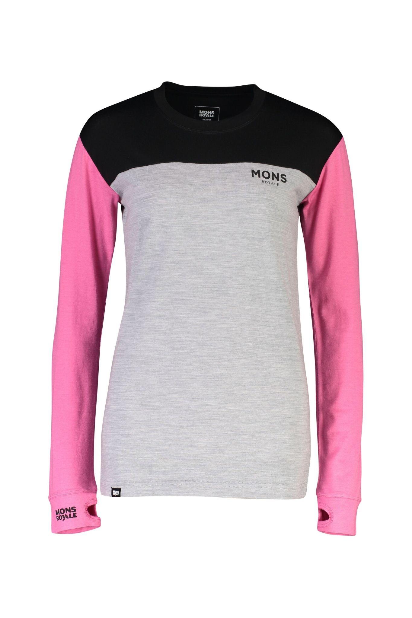 MONS ROYALE Mons Royale Women's Yotei BF Tech LS Shirt