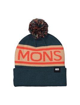 MONS ROYALE Mons Royale Pom-Pom Beanie