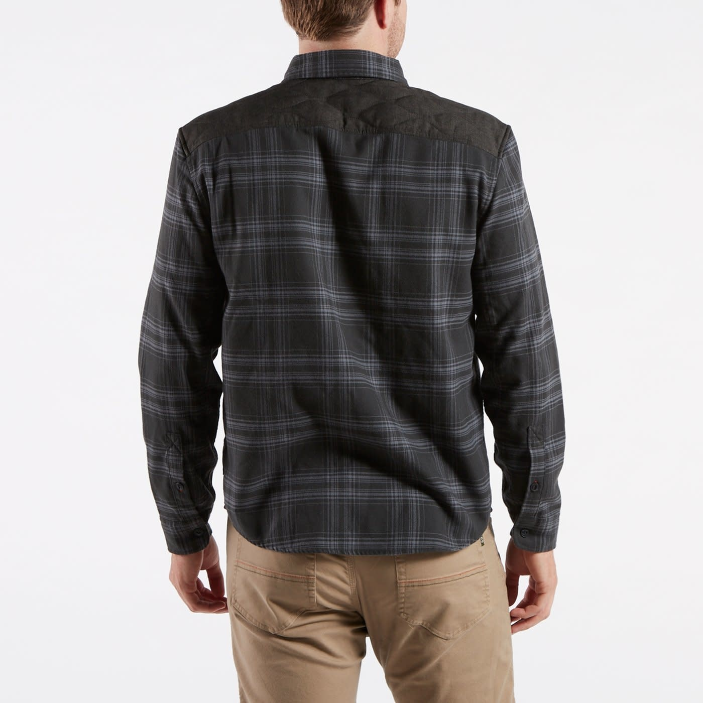 Howler Brothers Howler Brothers Men's Quintana Quilted Flannel