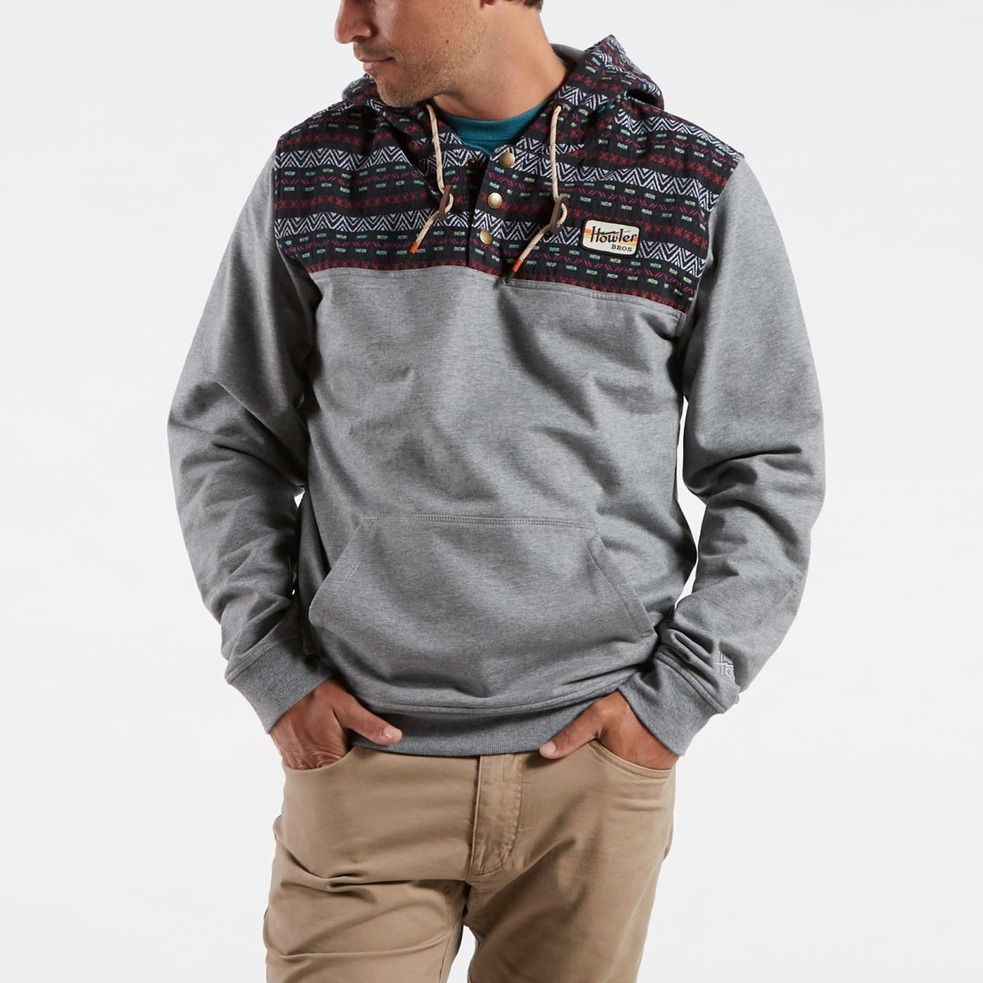 Howler Brothers Howler Brothers Men's Shaman Pullover Hoodie