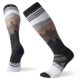 SMARTWOOL Smartwool Men's PhD Ski Medium Alpenglow Pattern Socks