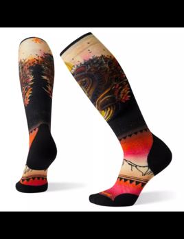 SMARTWOOL Smartwool Women's PhD Ski Light Elite Print Socks