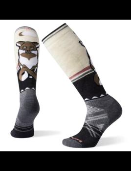 SMARTWOOL Smartwool Women's PhD Ski Medium Fox Pattern Socks