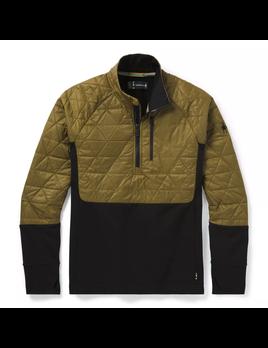 SMARTWOOL Smartwool Men's Smartloft 60 Hybrid Half Zip Sweater