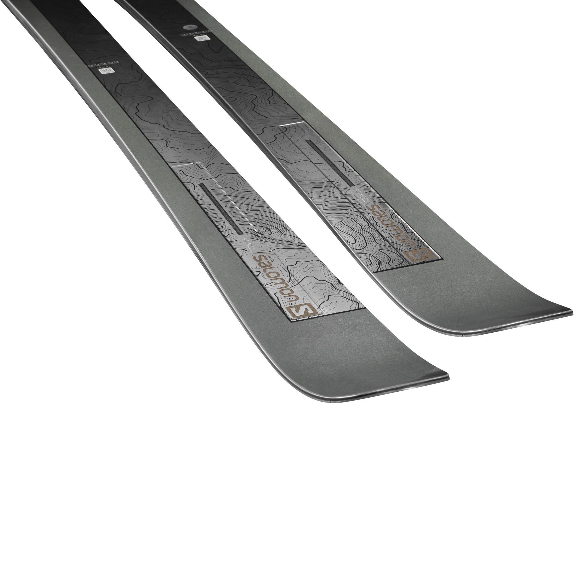 Salomon Ski Salomon Men's Stance 96 Ski (2021)