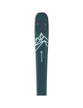 SALOMON Salomon Women's QST Lux 92 Ski (2021)