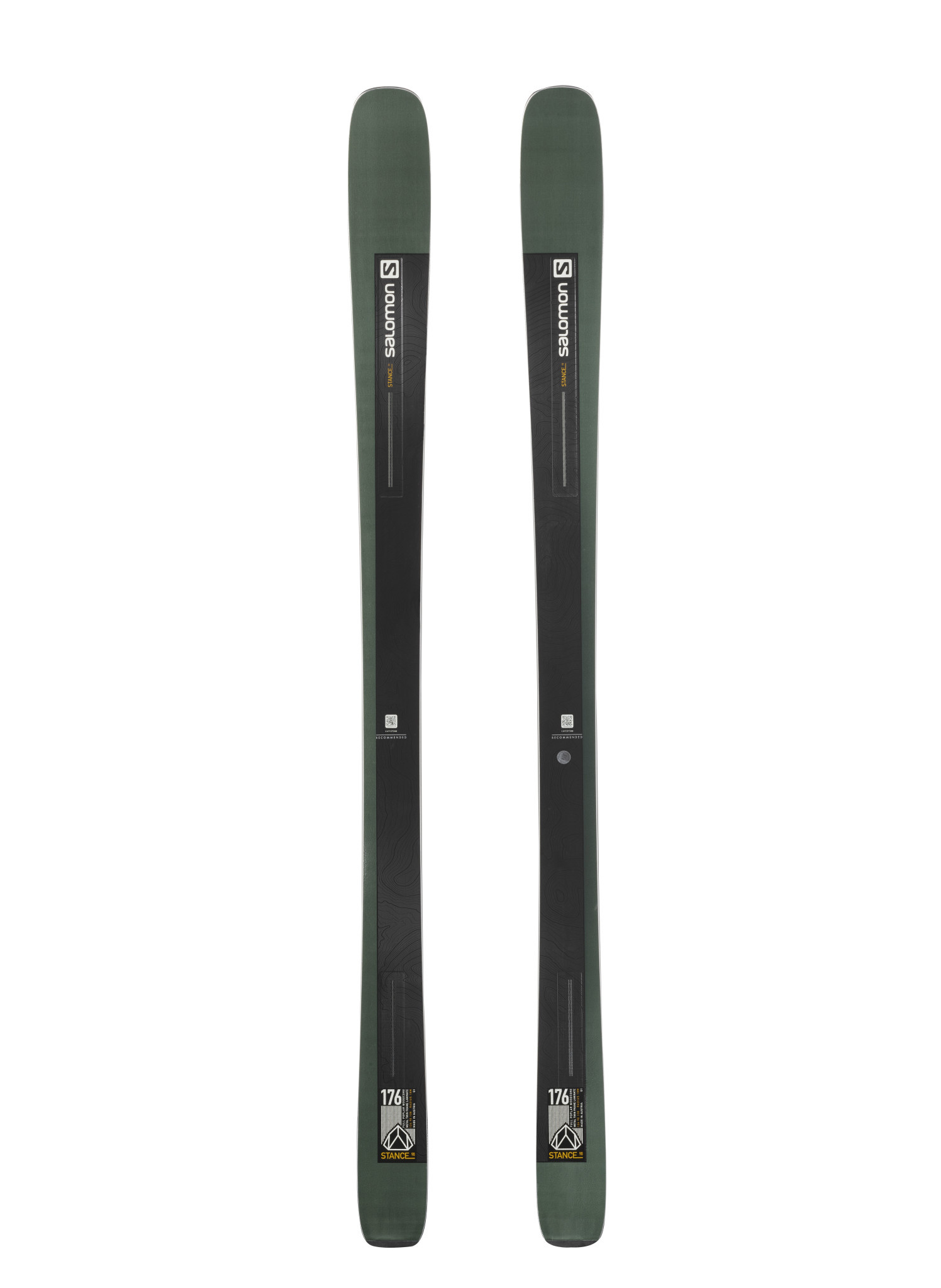 Salomon Ski Salomon Men's Stance 90 Ski (2021)