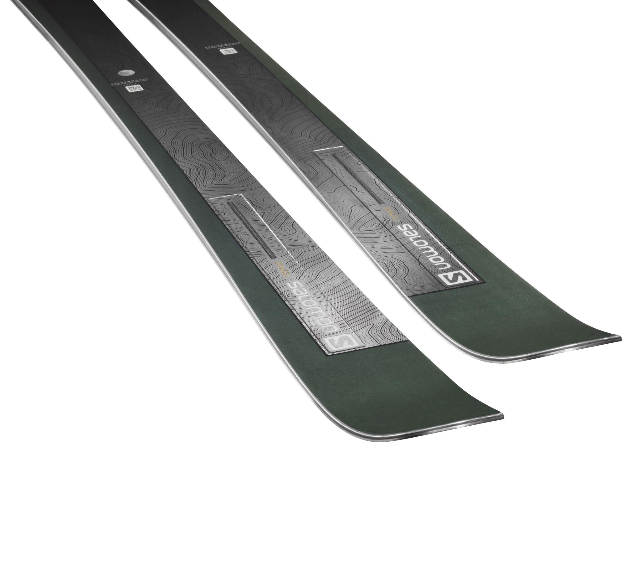 SALOMON Salomon Men's Stance 90 Ski (2021)