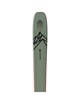SALOMON Salomon Men's QST 106 Ski (2021)
