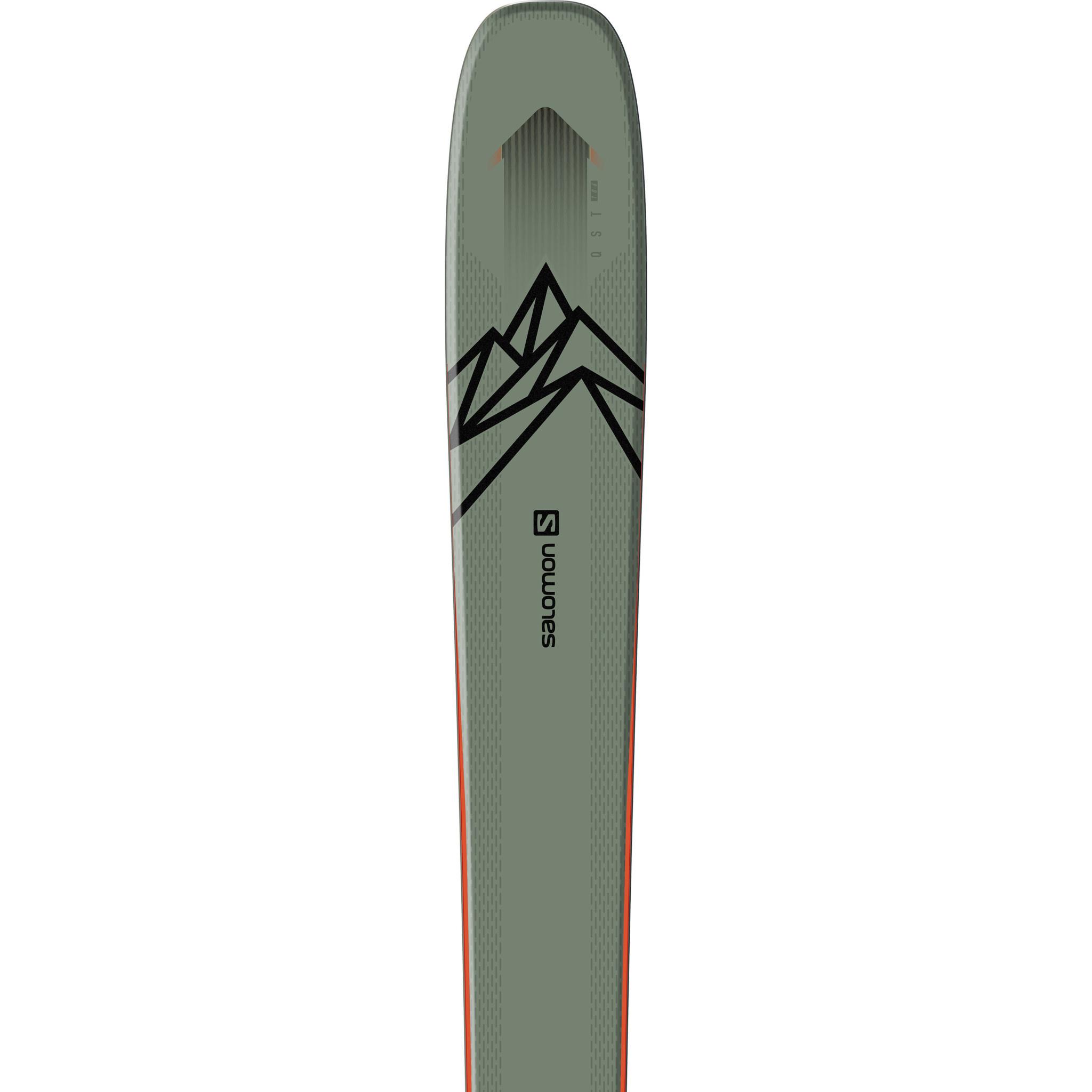 SALOMON Salomon Men's QST 106 Ski (2021)