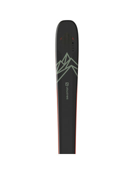SALOMON Salomon Men's QST 92 Ski (2021)