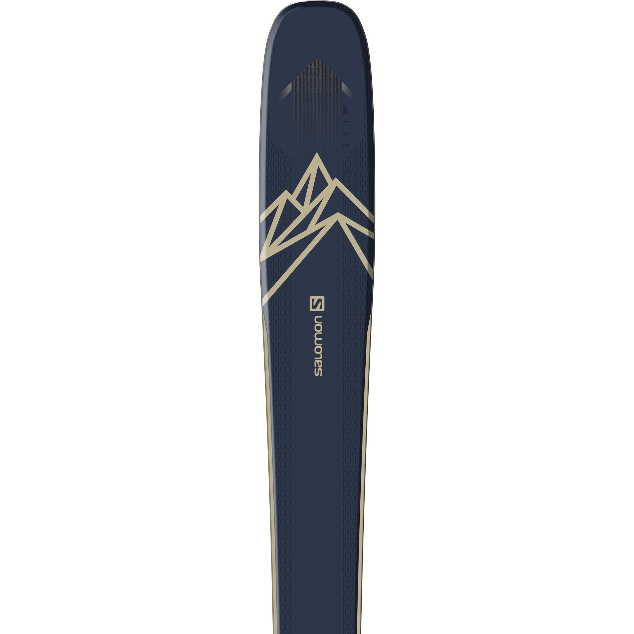 SALOMON Salomon Men's QST 99 Ski (2021)