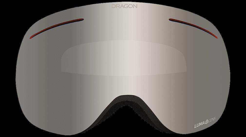 Dragon Dragon X1 Snow Goggle + Bonus Lens