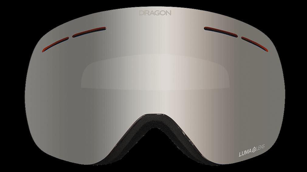 Dragon Dragon X1s Snow Goggle + Bonus Lens