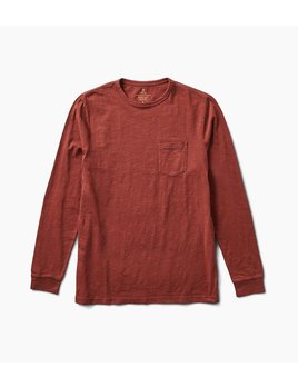 ROARK Roark Men's Well Worn LS Midweight Organic Knit Top