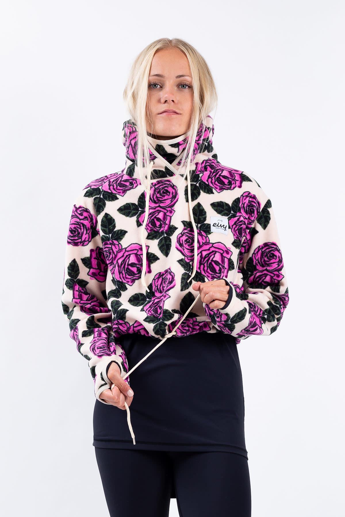 Eivy Eivy Women's Hedda Cropped Fleece