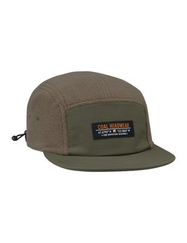 Coal Coal The Bridger Fleece 5 Panel Hat