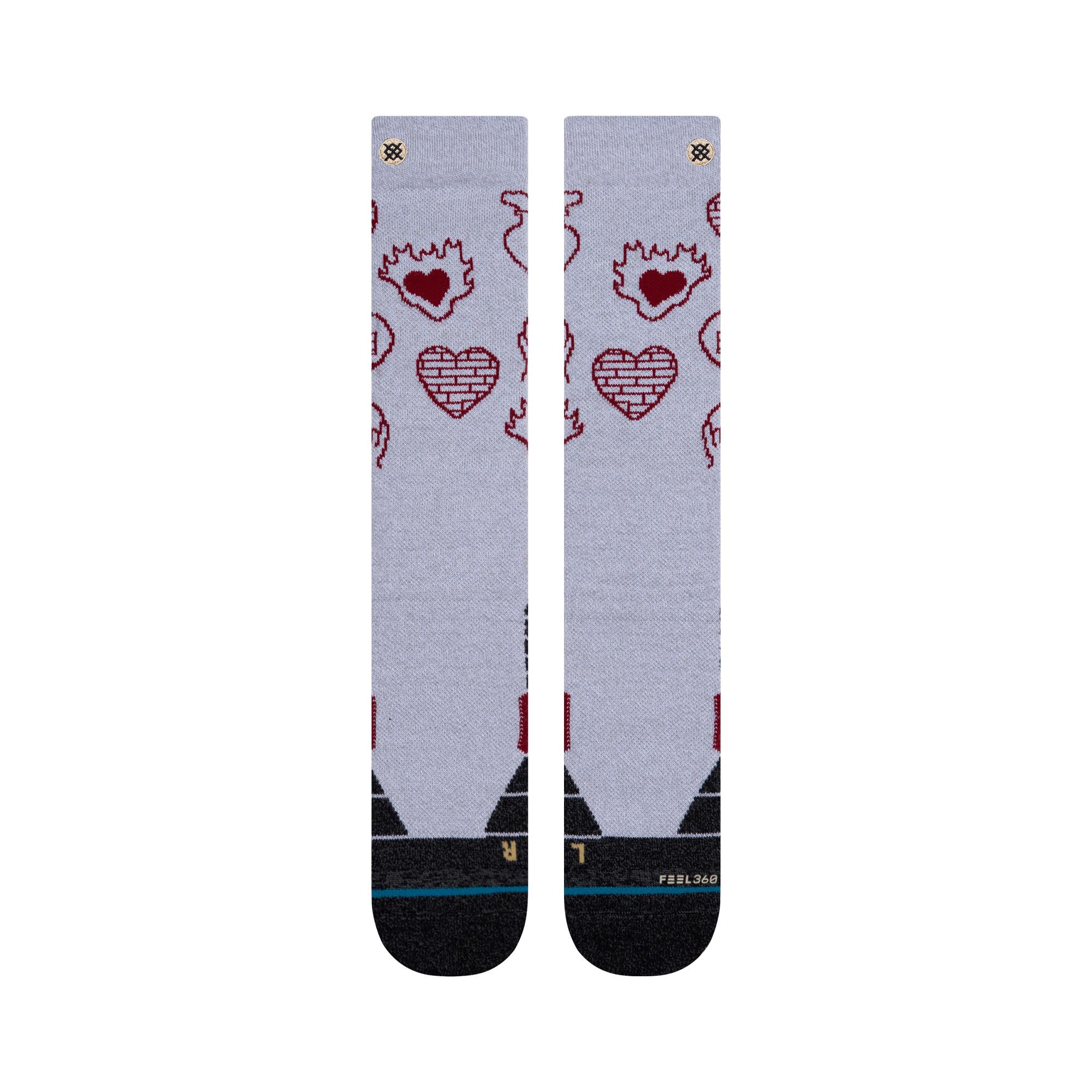 STANCE Stance Poma Merino Snow Sock