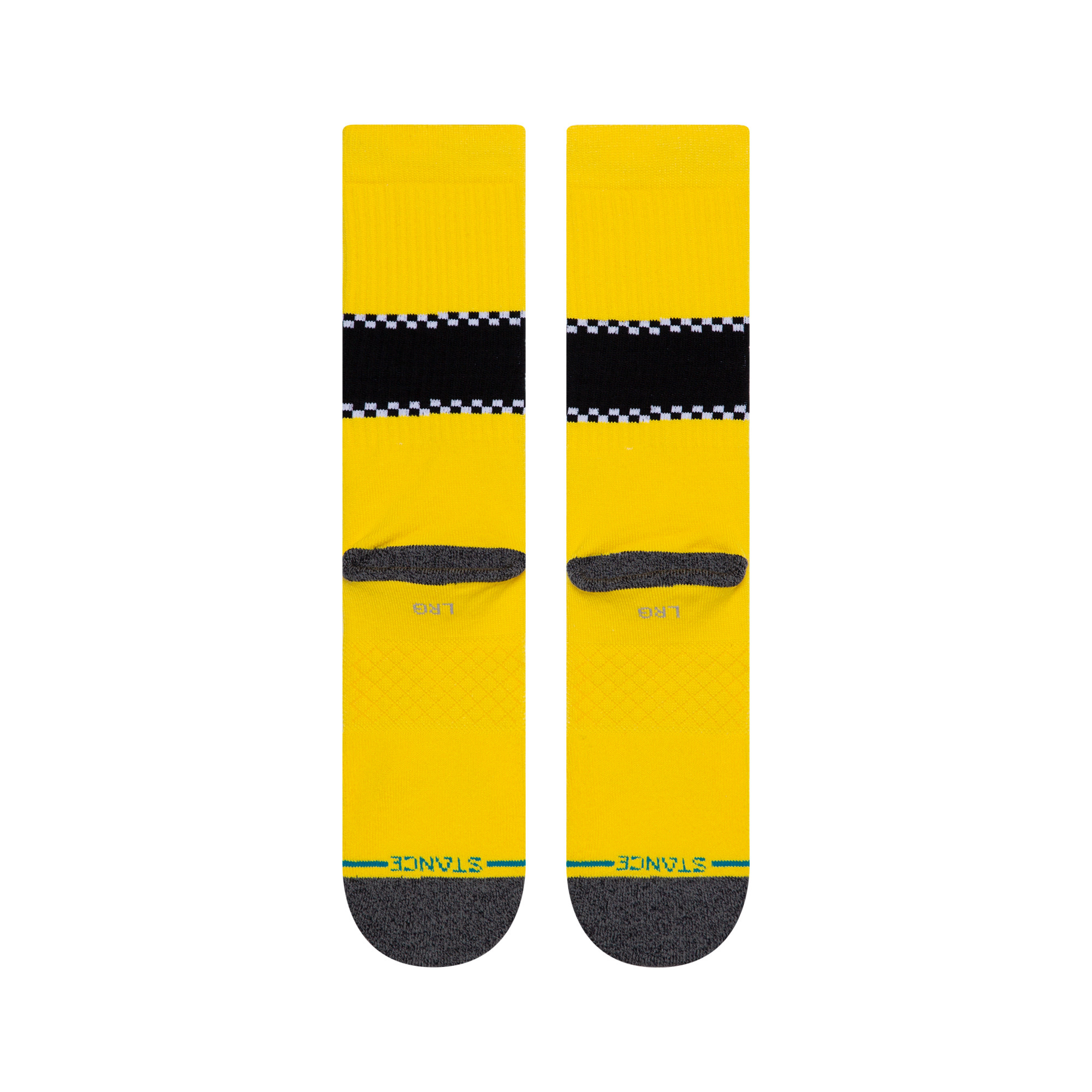 STANCE Stance Taxi Blondie Infiknit Sock